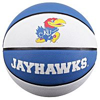 Baden Kansas Jayhawks Official Deluxe Basketball