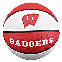 Baden Wisconsin Badgers Official Deluxe Basketball