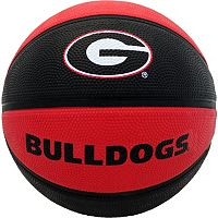 Baden Georgia Bulldogs Official Deluxe Basketball