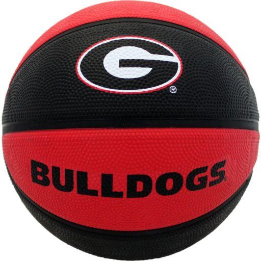 Baden Georgia Bulldogs Official Deluxe Basketball