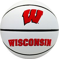 Baden Wisconsin Badgers Official Autograph Basketball