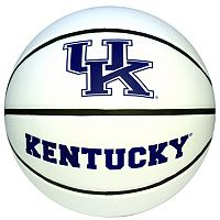 Baden Kentucky Wildcats Official Autograph Basketball