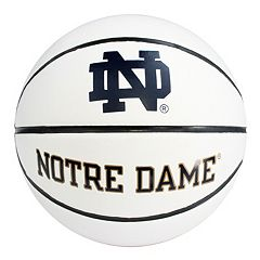 Baden Notre Dame Fighting Irish Official Autograph Basketball