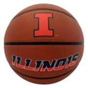 Baden Illinois Fighting Illini Official Basketball