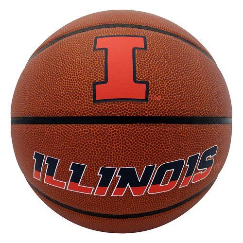 Baden Illinois Fighting Illini Official Basketball