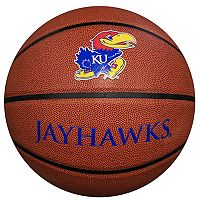 Baden Kansas Jayhawks Official Composite Basketball