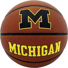 Baden Michigan Wolverines Official Basketball