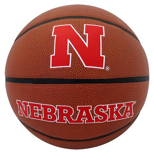 Baden Nebraska Cornhuskers Official Basketball