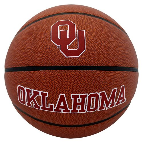 Baden Oklahoma Sooners Official Basketball