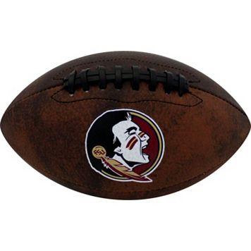 Baden Florida State Seminoles Mini Vintage Football