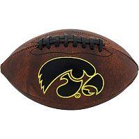 Baden Iowa Hawkeyes Mini Vintage Football