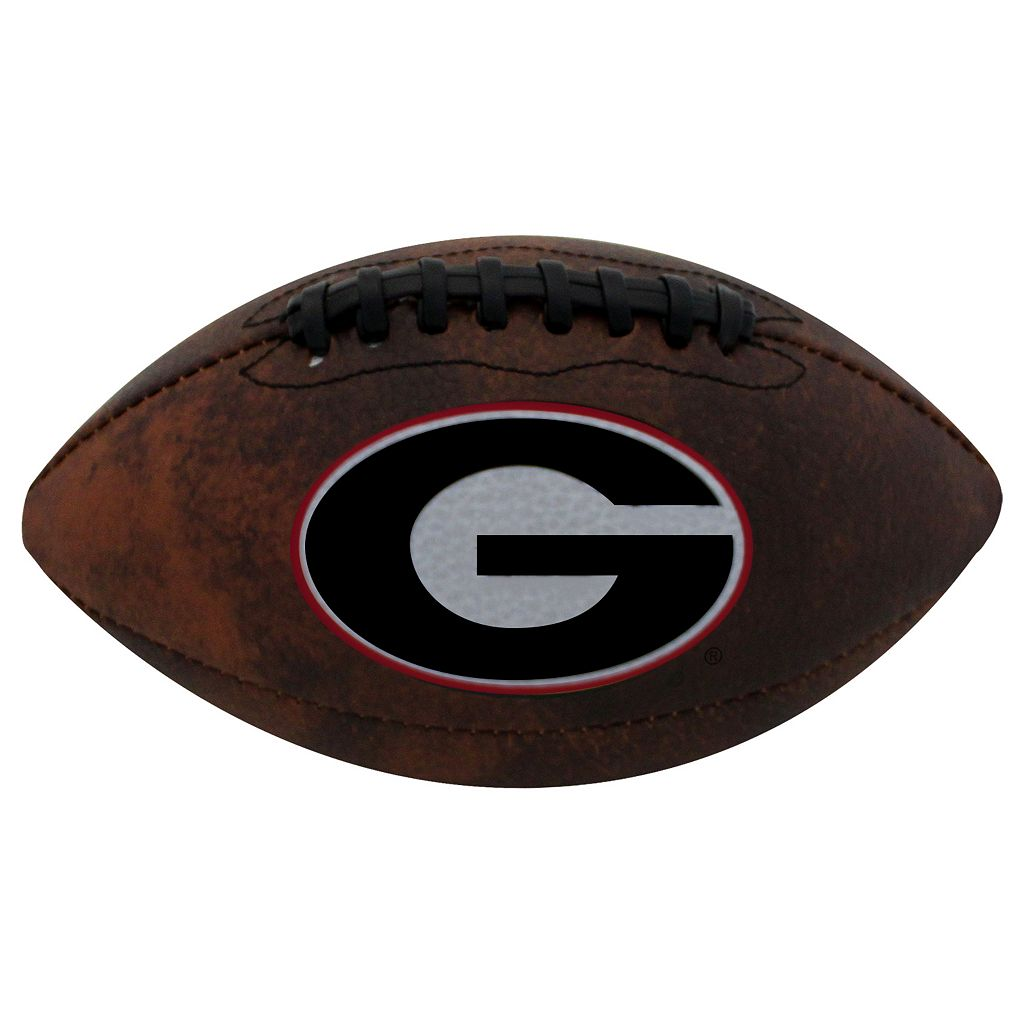 Baden Georgia Bulldogs Mini Vintage Football