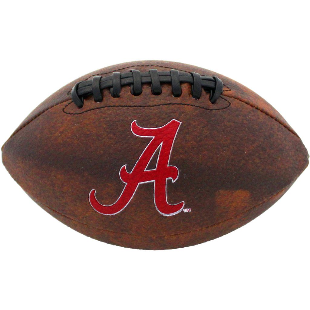 Baden Alabama Crimson Tide Mini Vintage Football