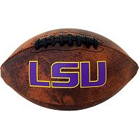 Baden LSU Tigers Mini Vintage Football