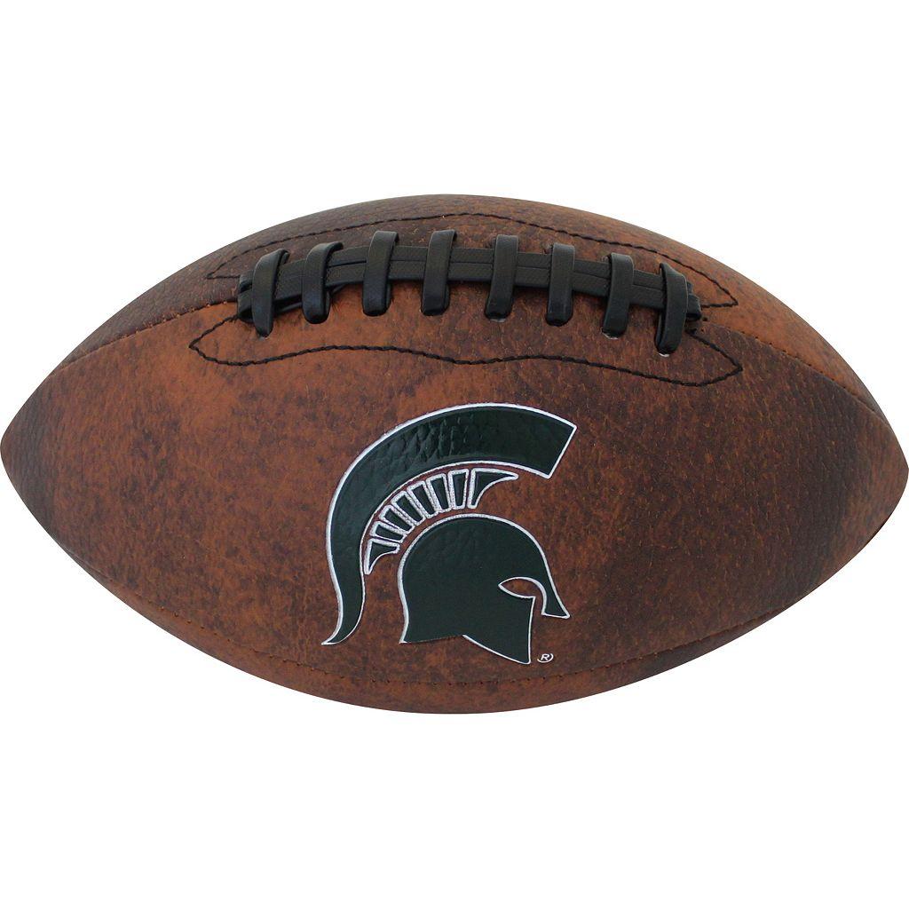 Baden Michigan State Spartans Vintage Mini Football