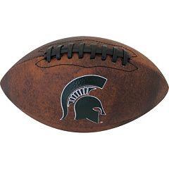 Baden Michigan State Spartans Vintage Mini Football