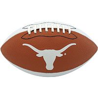 Baden Texas Longhorns Junior Size Grip Tech Football