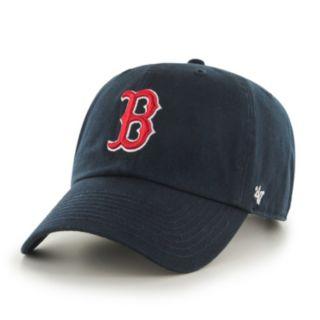 Boston Red Sox Garment Washed Baseball Cap