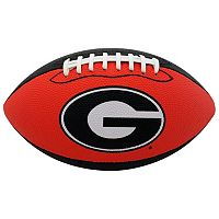 Baden Georgia Bulldogs Junior Size Grip Tech Football