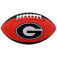 Baden Georgia Bulldogs Junior Size Grip Tech Football
