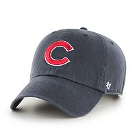 Chicago Cubs Garment Washed Baseball Cap