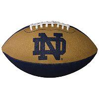 Baden Notre Dame Fighting Irish Junior Size Grip Tech Football