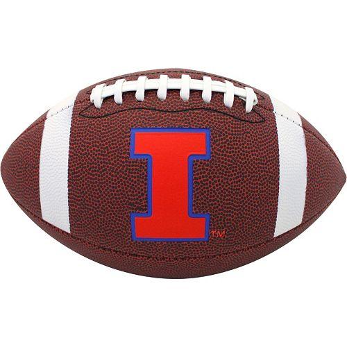 Baden Illinois Fighting Illini Official Football