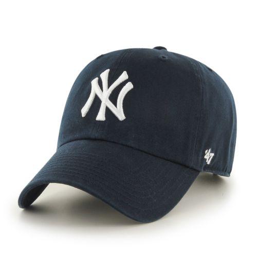 New York Yankees Garment Washed Baseball Cap