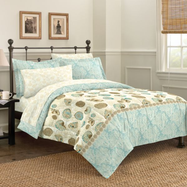 Discoveries Sea Breeze Bed In A Bag forter Set