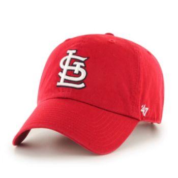 Adult St. Louis Cardinals Garment Washed Baseball Cap