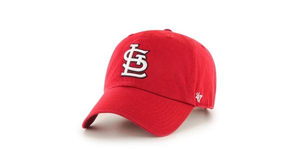 Adult St Louis Cardinals Garment Washed Baseball Cap