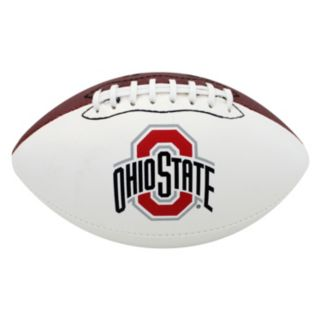 Baden Ohio State Buckeyes Official Autograph Football