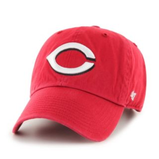 Adult Cincinnati Reds Garment Washed Baseball Cap
