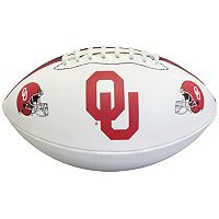 Baden Oklahoma Sooners Official Autograph Football