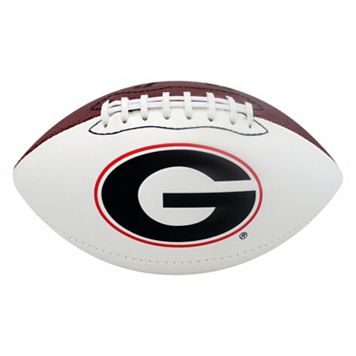 Baden Georgia Bulldogs Official Autograph Football
