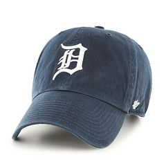 Adult Detroit Tigers Garment Washed Baseball Cap