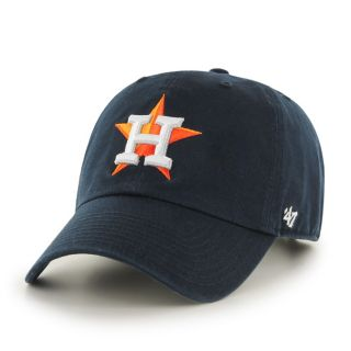 Houston Astros Garment Washed Baseball Cap