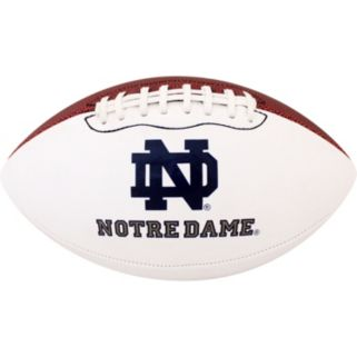 Baden Notre Dame Fighting Irish Official Autograph Football