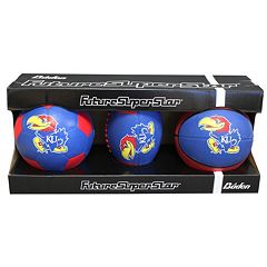 Baden Kansas Jayhawks Micro Ball Set