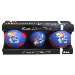 Baden Kansas Jayhawks Micro Ball Set