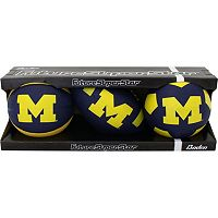 Baden Michigan Wolverines Micro Ball Set