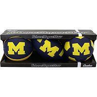 Baden Michigan Wolverines Micro Ball Set