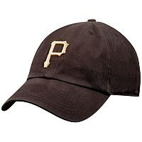 Adult Pittsburgh Pirates Garment Washed Baseball Cap