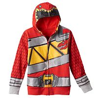 Boys 4-7 Power Rangers Dino Charge Hoodie