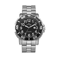 Croton Men's Deep Sea Stainless Steel Watch