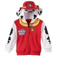 Toddler Boy Paw Patrol Marshall Costume Hoodie