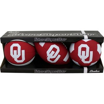 Baden Oklahoma Sooners Micro Ball Set