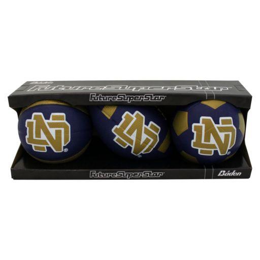 Baden Notre Dame Fighting Irish Micro Ball Set