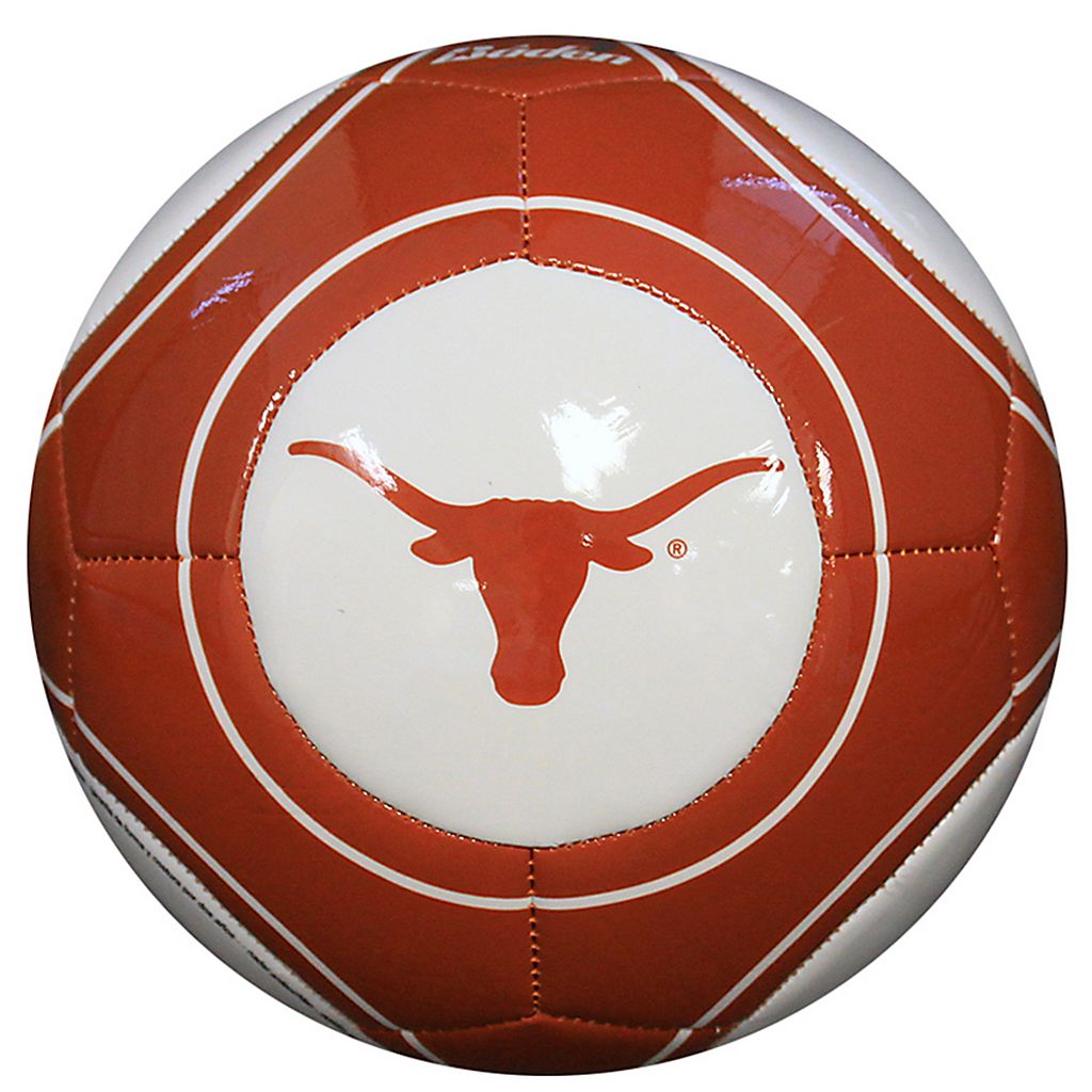Baden Texas Longhorns Official Soccer Ball