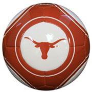Baden Texas Longhorns Official Soccer Ball